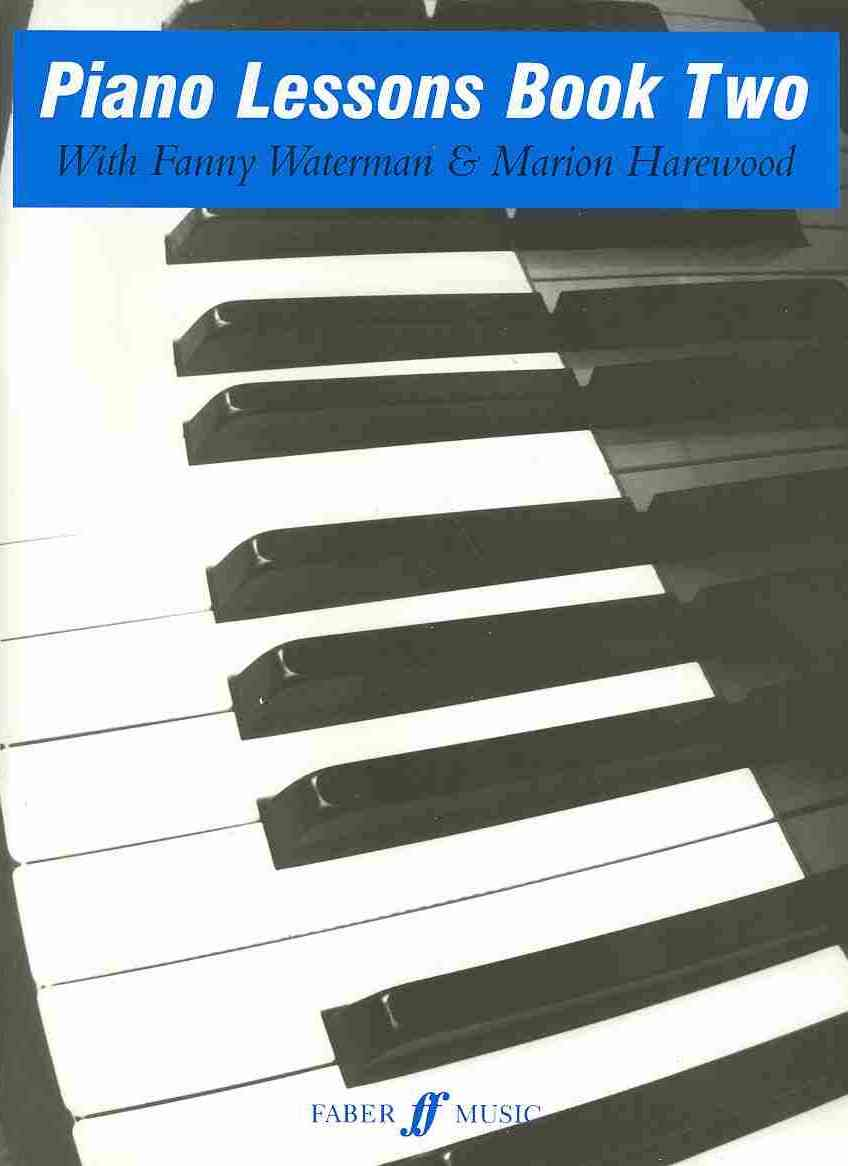 Piano Lessons By Waterman, Fanny/ Harewood, Marion/ Waterman, Fanny (EDT)/ Harewood, Marion (EDT)